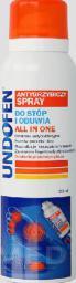 Undofen Antygrzybiczy Spray do stóp i obuwia 150 ml