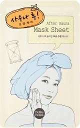 Holika Holika After Mask Sheet Maska do twarzy After Sauna 1szt