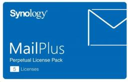 Synology Synology MailPlus 5 Licenses - MAILPLUS 5 LICENSES