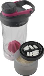 Contigo Shake and Go FIT Compartment Wildberry Pink 650ml (1000-0647)