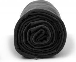 DRBACTY Ręcznik Polygiene czarny 43x90cm (DRB-M-099)