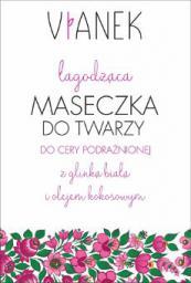 Vianek różowy Łagodząca maseczka do twarzy 10g