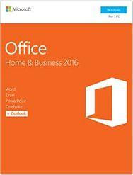Microsoft Office 2016 dla Użytkowników Domowych i Małych Firm (T5D-02840)