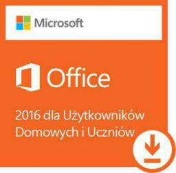 Microsoft Office Home and Student 2016 DE ESD (79G-04356)