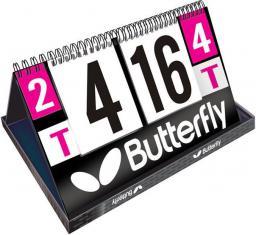 Liczydło Do Tenisa Stoł. Butterfly Set Duo Metalowe kółka Do 25 Pkt 2 szt (16502)