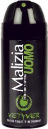 Malizia  Malizia Uomo Vetyver Dezodorant spray 150 ml