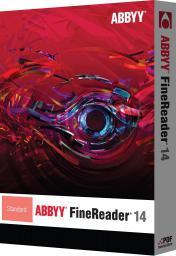 Program ABBYY FineReader 14 Standard aktualizacja BOX