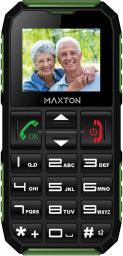 Telefon komórkowy Maxcom Maxton Classic M60 Dual SIM (MAXTONM60ZIELONY)