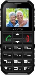 Telefon komórkowy Maxcom Maxton Classic M60 Dual SIM (MAXTONM60SZARY)