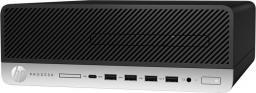 Komputer HP ProDesk 600 G3, Intel Core i5-7500, 8 GB, Intel HD Graphics 630, 256GB SSD