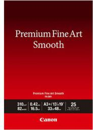 Papier Canon Fine Art Smooth FA-SM1 A3+ 25 arkuszy(1711C004)