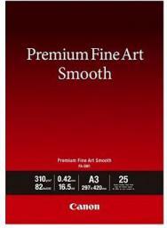 Papier Canon Fine Art Smooth FA-SM1 A3 25 arkuszy (1711C003)