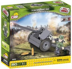 Cobi Armia 7.5 cm PaK 40 80kl. (2185)