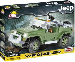 Cobi Jeep Wrangler Military 250kl (24260)
