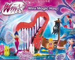 Cobi Winx Magical Harp 150 kl (25151)