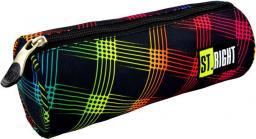 Piórnik St. Majewski tuba Stright PU-01 Neon Squares