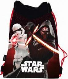 St. Majewski Worek na obuwie Star Wars Epizod VII Red czarno-czerwony (233755)