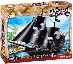 Cobi Piraci Statek piracki 400el