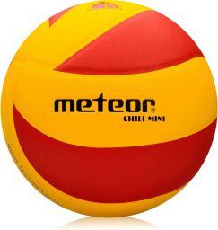 Meteor Piłka Siatkowa Chili PU Mini r. 4 (10065)