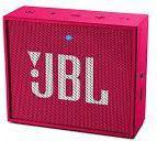 Głośnik JBL GO Różowy