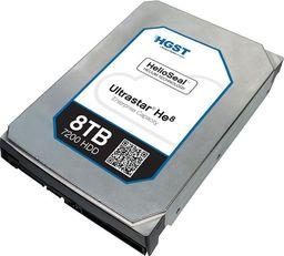 Dysk serwerowy HGST Ultrastar He8 8 TB 3.5'' SAS-3 (12Gb/s)  (0F23657)