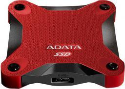 Dysk zewnętrzny ADATA SD600 512GB USB3.1 (ASD600-512GU31-CRD)