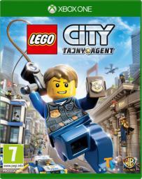 LEGO City: Tajny Agent Xbox One