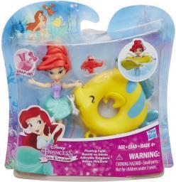 Hasbro Disney Princess Mini Pływające laleczki - Arielka (B8966)