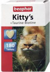 Beaphar KITTY`S TAURINE-BIOTINE  75szt.
