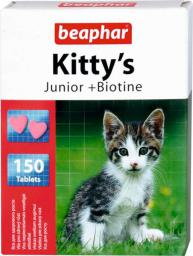 Beaphar KITTY`S JUNIOR 150szt