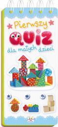 Aksjomat Pierwszy quiz dla małych dzieci