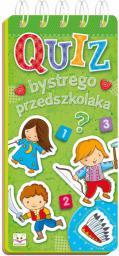 Aksjomat Quiz bystrego przedszkolaka
