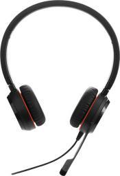 Słuchawki z mikrofonem Jabra EVOLVE 30 II Duo (14401-21)