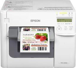 Drukarka etykiet Epson TM-C3500 - C31CD54012CD