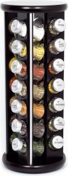 GALD Stojak obrotowy Silver z 28 przyprawami venga mat (28S)