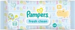 Pampers Baby Wipes Fresh Clean UNI 64ks