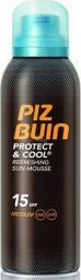 Piz Buin Protect & Cool Refreshing Sun Mousse SPF15 150ml