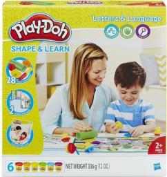Hasbro PlayDoh Literki i mowa (585308)