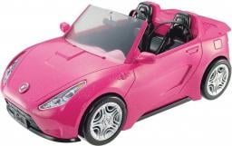 Mattel BARBIE Różowy Kabriolet DVX59