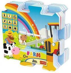 Trefl Edukacyjna układanka Farma Fun 5 w 1 (585412)