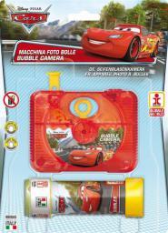 Brimarex Aparat do robienia baniek mydlanych Cars (5144001)