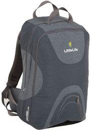 LittleLife Nosidełko turystyczne Traveller Premium szare (L10544)