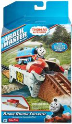 Fisher Price Tomek i Przyjaciele Zestaw torów (BMK81/DFM63)