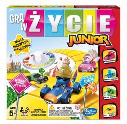 Hasbro Gra w życie Junior (585244)