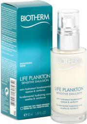 Biotherm Life Plankton Sens Emulsion Nawilżająco-kojąca emulsja do twarzy 50 ml