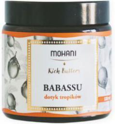 Mohani Masło babassu 120 ml