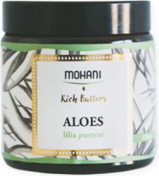 Mohani Masło aloesowe 120 ml