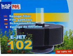 HAPPET FILTR GĄBKOWY E-JET 102