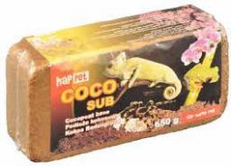 HAPPET Kostka Kokosowa Brykiet 650g