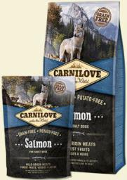 CARNILOVE Salmon For Adult - 1.5 kg